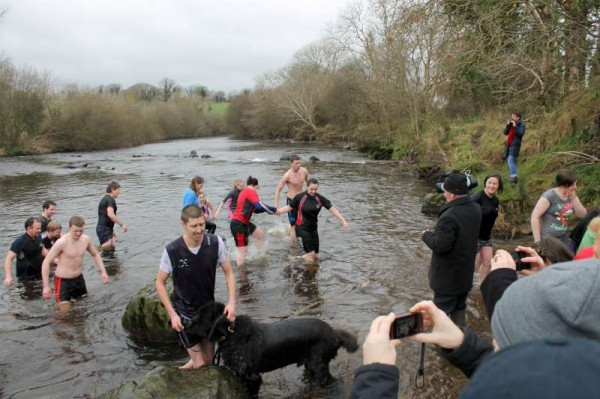 34Annual Boeing Swim at Blackwater 2013