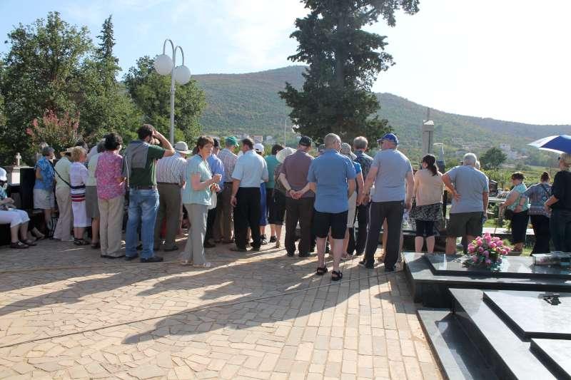 47Medjugorje Pilgrimage 2012 - Part 3