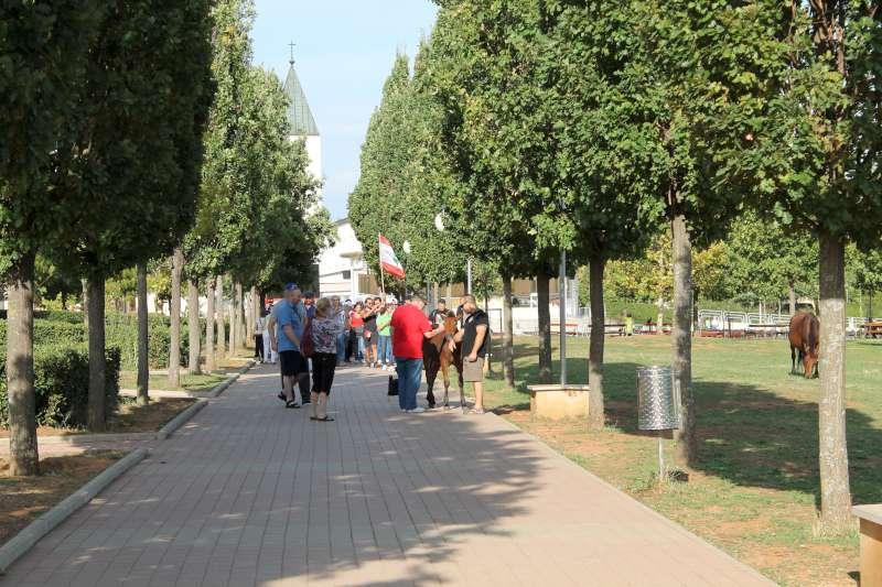 75Medjugorje Pilgrimage 2012 - Part 3