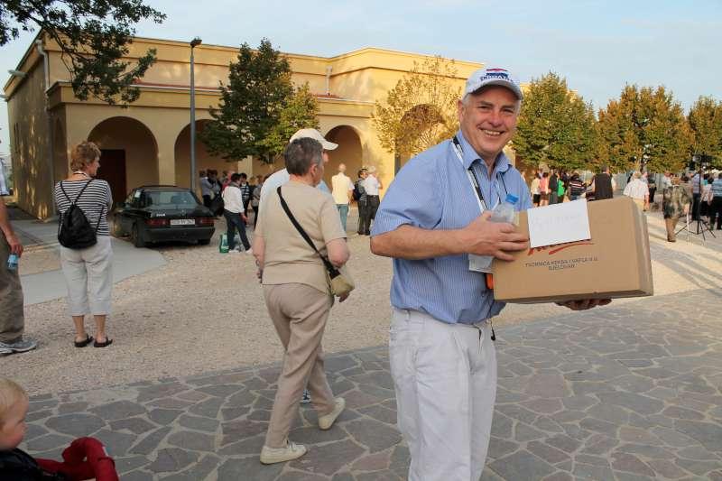 95Medjugorje Pilgrimage 2012 - Part 3
