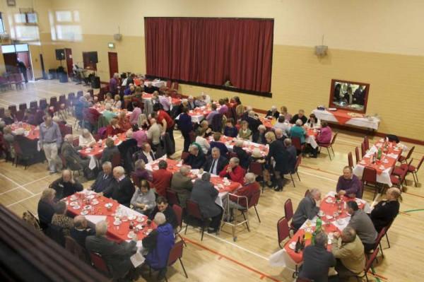 17Dromtariffe Seniors Party  2013 - Part 1