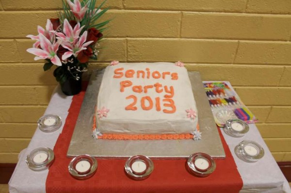 18Dromtariffe Seniors Party  2013 - Part 1
