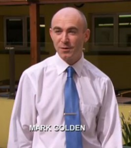 2013-02-13 Mark Golden on the At Your Service programme (RTE TV)