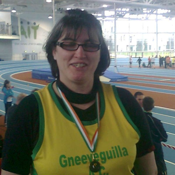 Sincere congratulations to Eileen O'Riordan, Dromsicane, Millstreet on achieving Bronze in her category at the All-Ireland Event in Athlone on Saturday, 9th February 2013.  (S.R.)