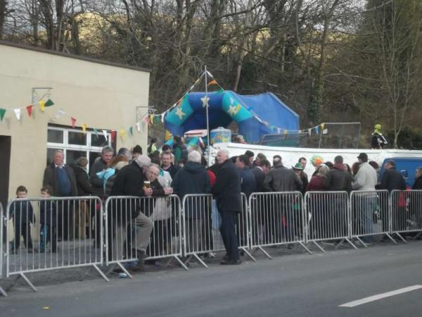 155Carriganima Parade 2013 -800