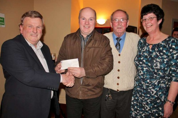 1Presentation of Rathmore Cheque 2013 -800