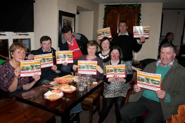 The local group which was successful in the Monster MAC Draw last night in the Wallis Arms Hotel was Millstreet Development Group who will now act as the Main Stewarding Group for the highly prestigious event to be held in May and centred at Millstreet Country Park.   They will received the monetary prize for their important participation.  (S.R.)