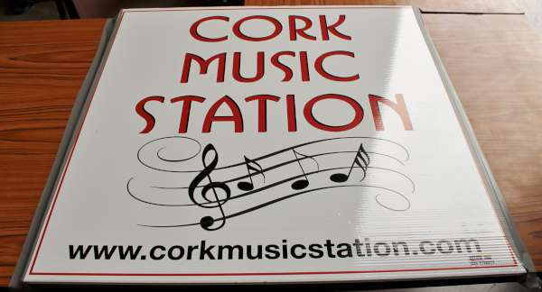 Cork Music Station will be broadcasting live from the Vintage Event from 2 to 4 pm with lots of interviews, music and updates.   To access the programme just log into www.corkmusicstation.com .  One may also text the programme - we shall be proving the number during the broadcast.  Happy Listening from wherever in the world you tune in!