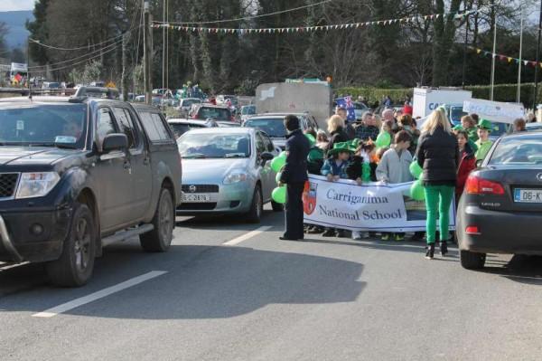 22Carriganima Parade 2013 -800