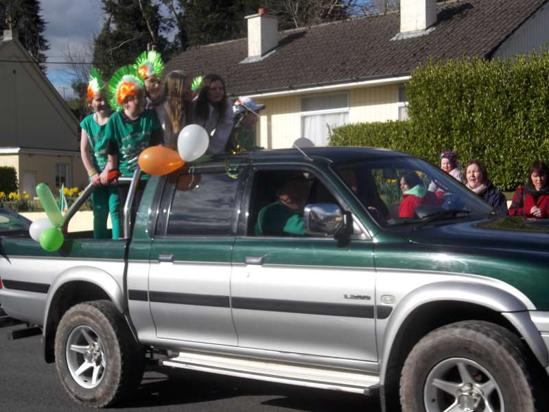 63Carriganima Parade 2013 -800