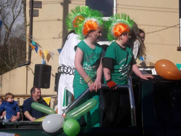 64Carriganima Parade 2013 -800