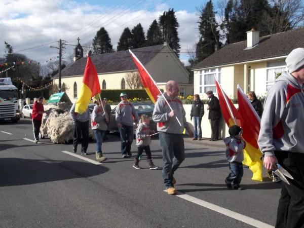 69Carriganima Parade 2013 -800