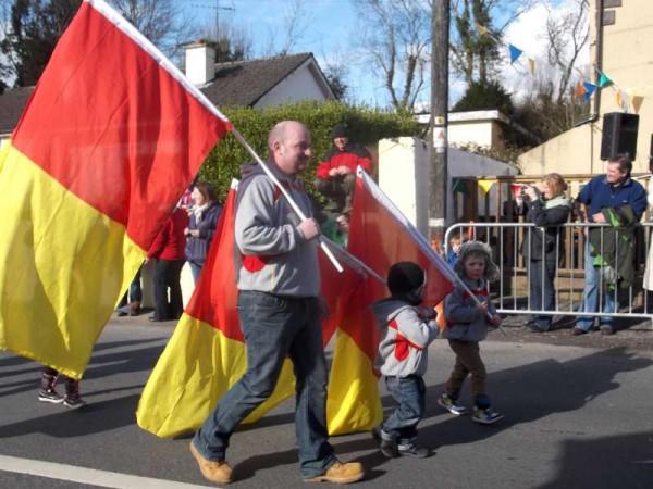 70Carriganima Parade 2013 -800