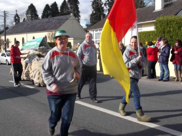71Carriganima Parade 2013 -800