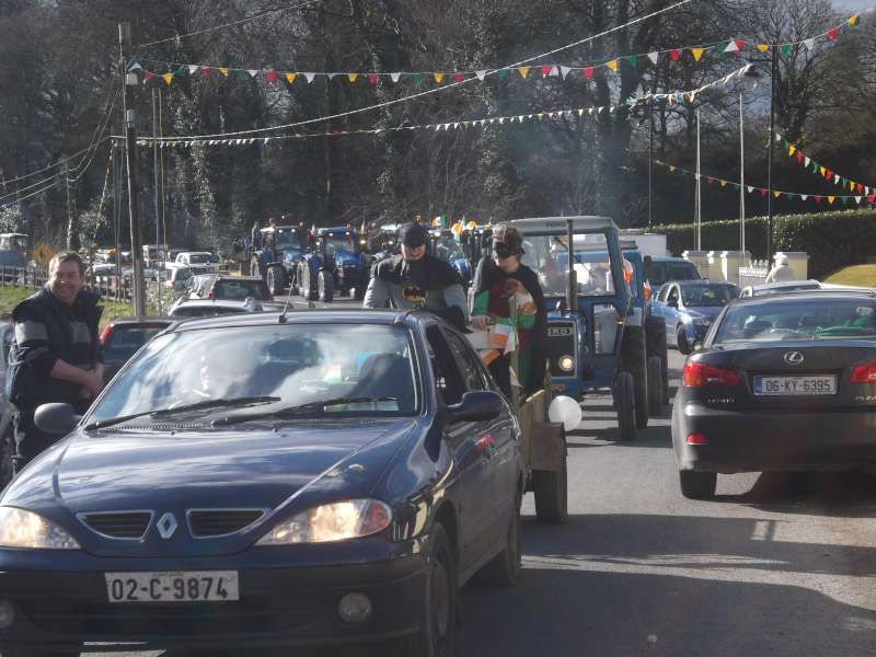 87Carriganima Parade 2013 -800