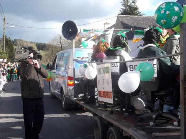 93Carriganima Parade 2013 -800