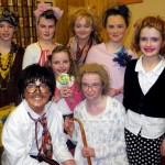 The cast of Millstreet Scor na bPaisti Novelty Act 2013