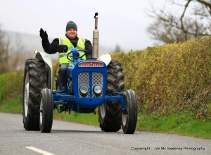 2013-04-28 Millstreet Vintage Club String Tractor Run