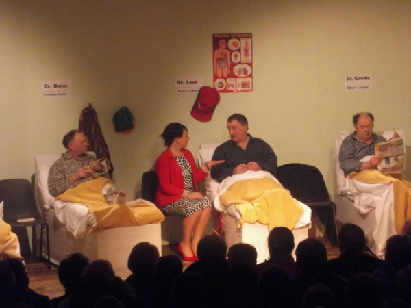"There is just one last chance to see the hugely entertaining and very successful Drama Production of ""Stop It Nurse!"" by the wonderful Banteer Drama Group."