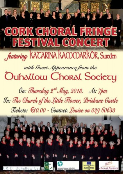 We thank Louise Bourke of IRD Duhallow for alerting us to this wonderful occasion at Drishane.   (S.R.)