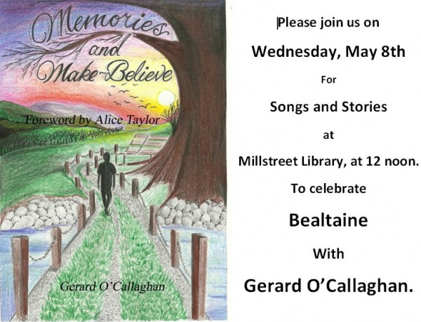 2013-04-08 Bealtaine - Songs and Stories - poster
