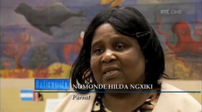 2013-05-20 World Wide Welcome at MCS on Nationwide RTE1 - 09 Nomonde Hilda Ngxiki