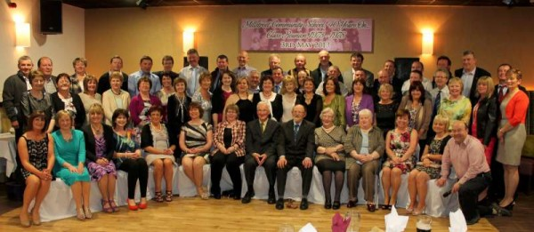 A superbly organised MCS Class Reunion 1973 - 1978 took place at the Wallis Arms Hotel on Friday, 3rd May 2013.   Pádraig O'Driscoll as MC Supreme organised a most enjoyable 1970s quiz following the delicious meal awarding the winners the honour to cut the official Reunion Cake.   Lots more pictures to follow within the next 24 hours.  (S.R.)