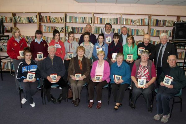 "At Millstreet Community School this afternoon the official launch of ""Journeying - Personal History and Works of Imagination"" was"