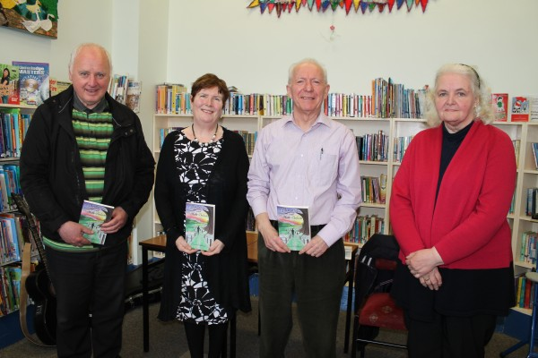 3Author Gerard O'Callaghan Presentation at Millstreet Library