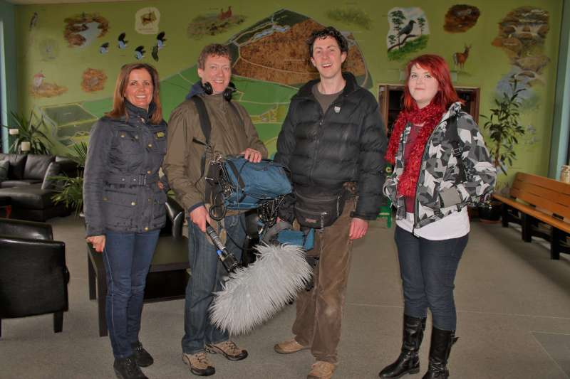 5At Your Service Film Team at MCP-800