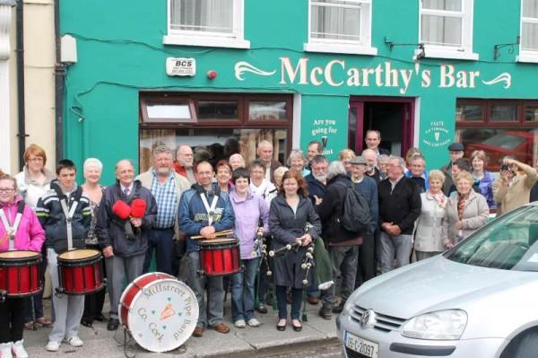10Our Breton Friends Leave Millstreet on 15 June 2013 -800