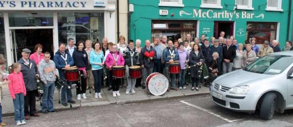 15Our Breton Friends Leave Millstreet on 15 June 2013 -800