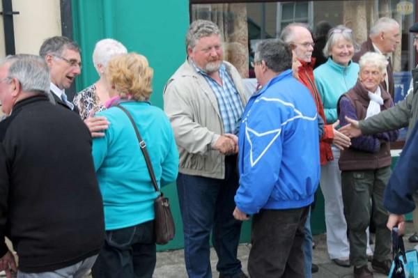 16Our Breton Friends Leave Millstreet on 15 June 2013 -800
