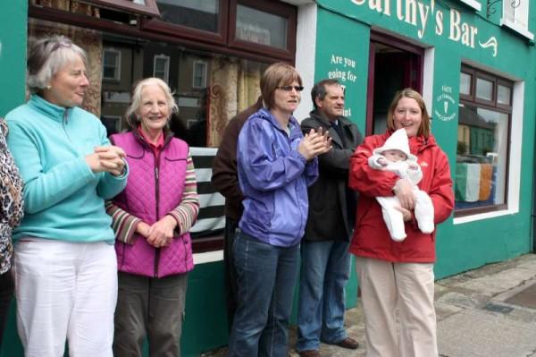 18Our Breton Friends Leave Millstreet on 15 June 2013 -800