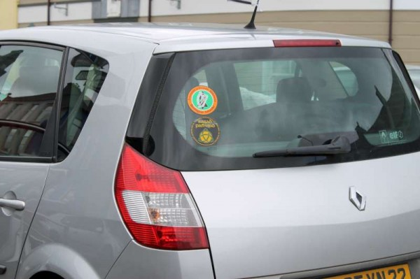 1Our Breton Friends Leave Millstreet on 15 June 2013 -800