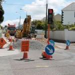 Road Works at Killarney Road, Millstreet on 5th June 2013