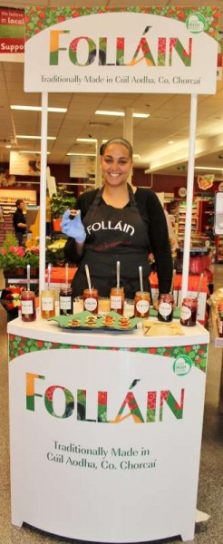 Food Promotion at Supervalu 7th June 2013