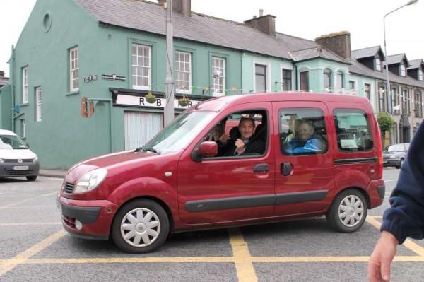 22Our Breton Friends Leave Millstreet on 15 June 2013 -800