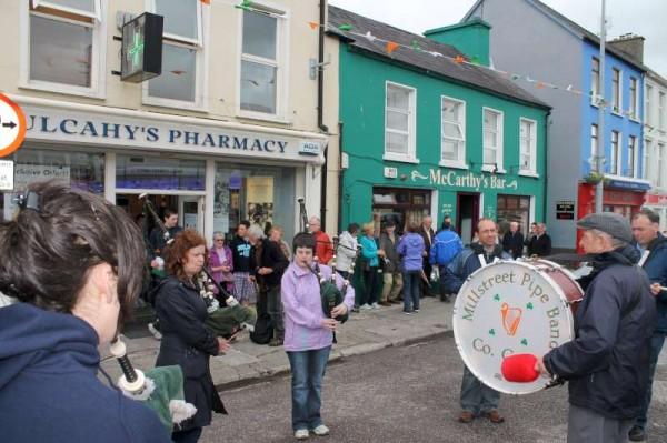 3Our Breton Friends Leave Millstreet on 15 June 2013 -800