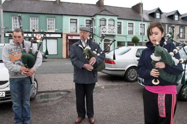 5Our Breton Friends Leave Millstreet on 15 June 2013 -800