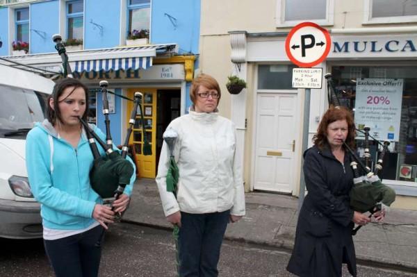 6Our Breton Friends Leave Millstreet on 15 June 2013 -800