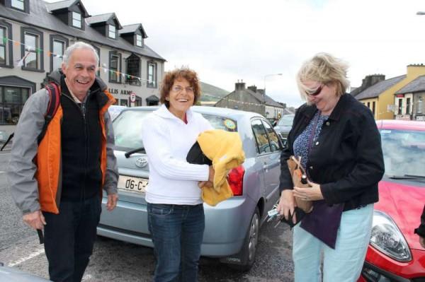 8Our Breton Friends Leave Millstreet on 15 June 2013 -800