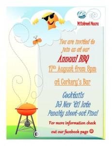 2013-07-19 Macra BBQ - poster