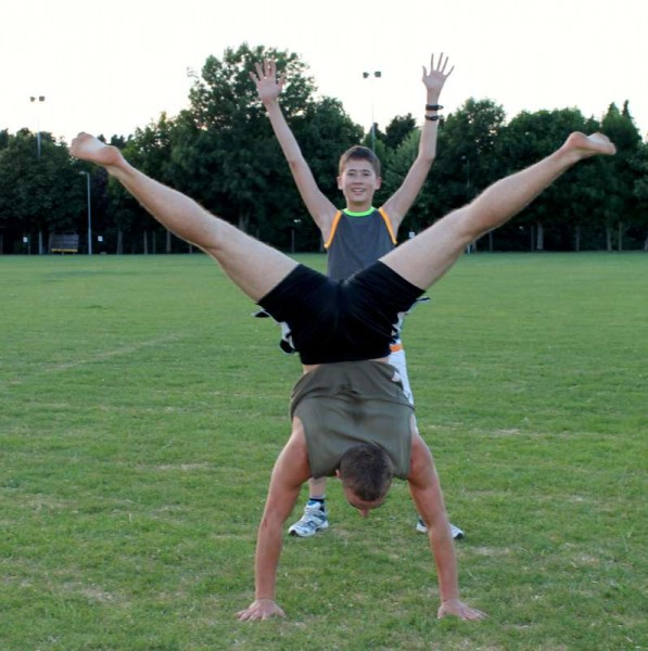 """""""Olympic"""" style fitness at Millstreet Town Park"""