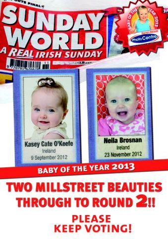 BABY OF THE YEAR ROUND 2 SW
