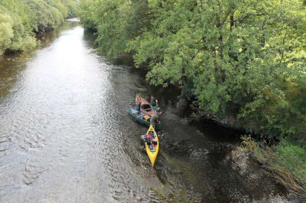 104Boating Adventure on River Blackwater - August 2013 -800