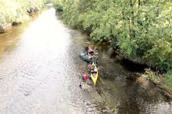 105Boating Adventure on River Blackwater - August 2013 -800