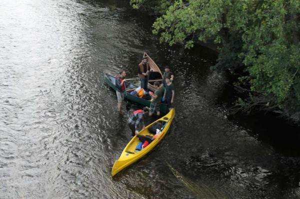 109Boating Adventure on River Blackwater - August 2013 -800