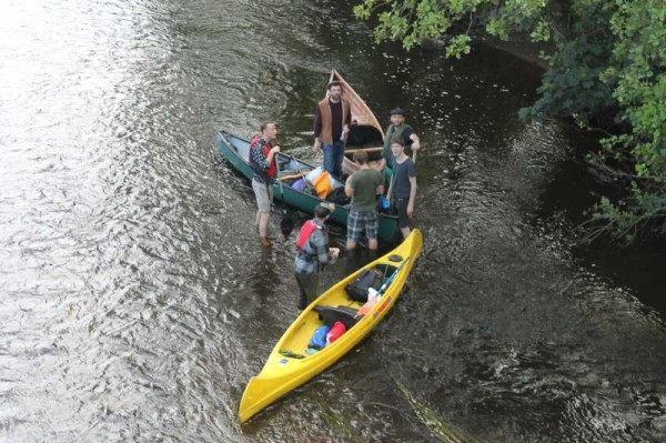 110Boating Adventure on River Blackwater - August 2013 -800