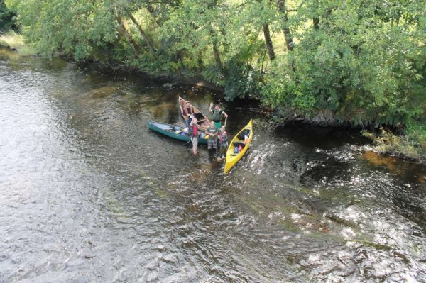 112Boating Adventure on River Blackwater - August 2013 -800